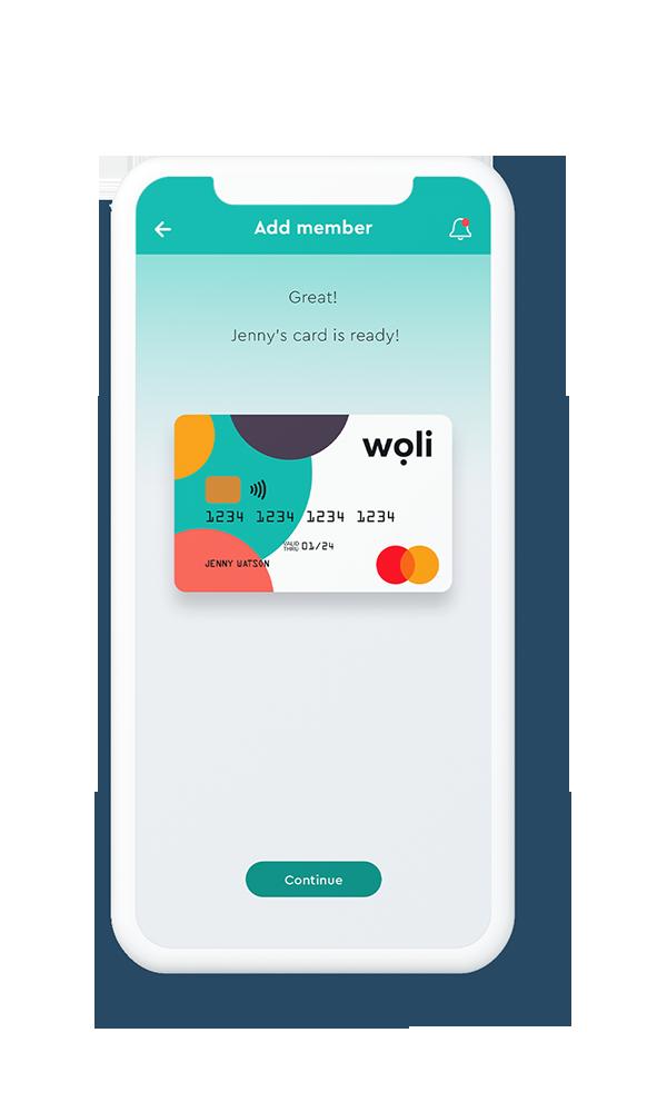 Real-time διαχείριση κάρτας